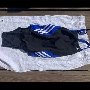 Adidas competitive swimsuit